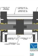 KMT Style Adapter Bushing, Proximity Switch, SLI/SLII