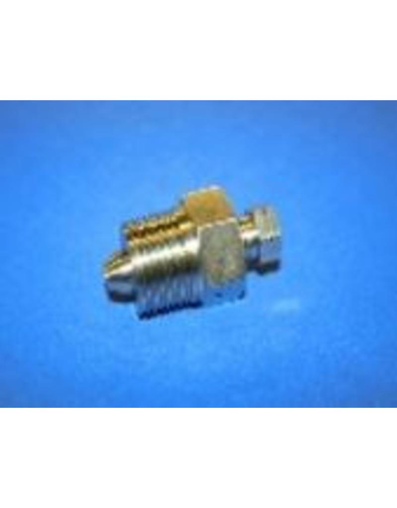 "KMT Style Adaptor, 9/16"" Male x 1/4"" Female, 60K"