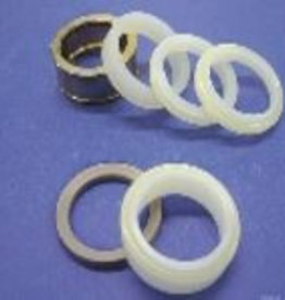 KMT Style Complete Seal Kit, Dynamic/Static