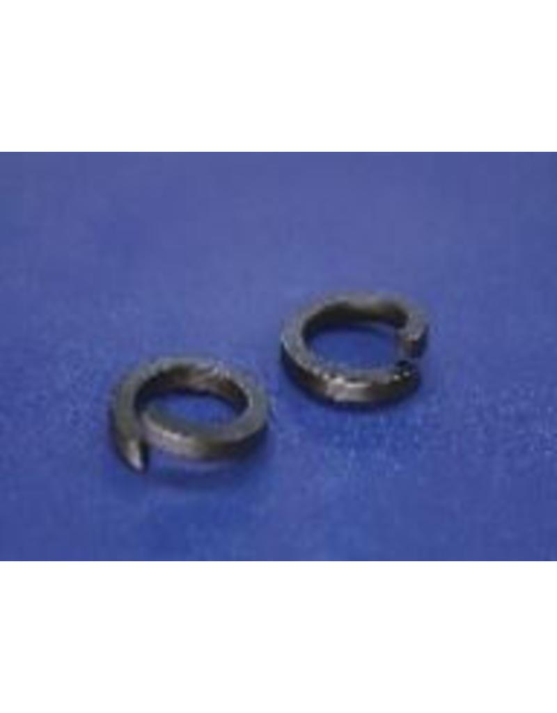 KMT Style Lock Washer, High Collar