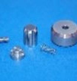 KMT Style Rebuild Kit, Sealing Head Assembly, SLV, 75S/100S, Single Inlet