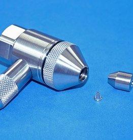 KMT Style IDE 2, Abrasive Diamond Single Port