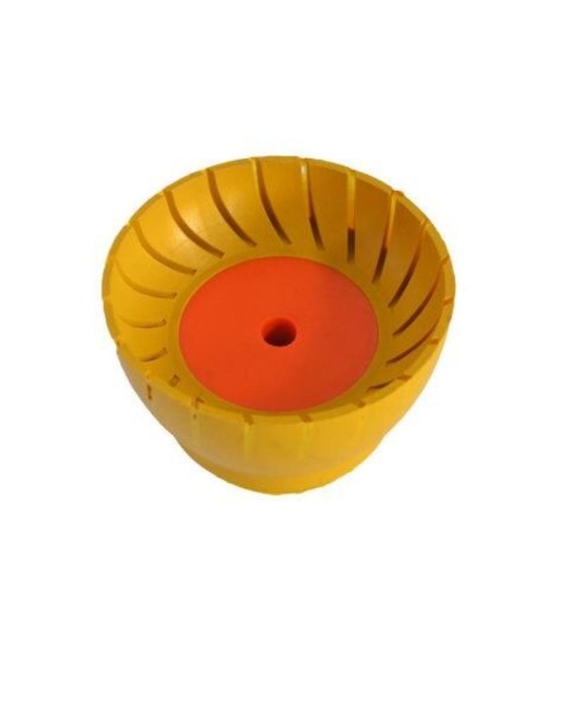 Flow Style Splash Guard Yellow DWJ, Paser ECL