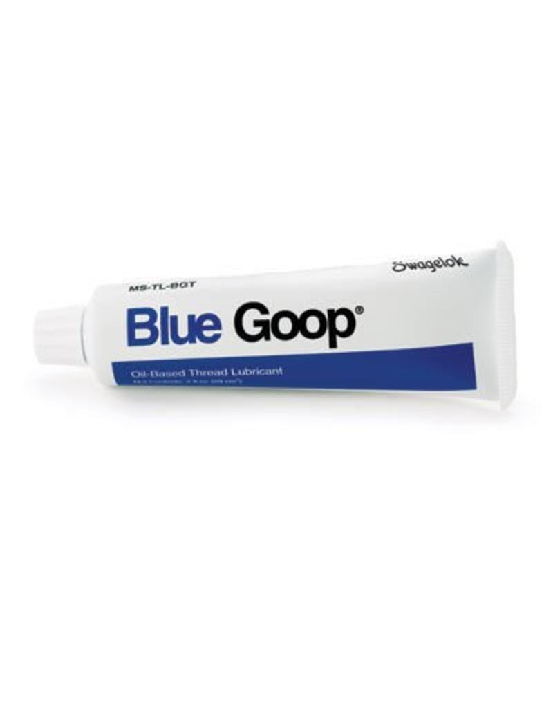 Swagelok Blue Goop, Anti Seizing for HP fittings