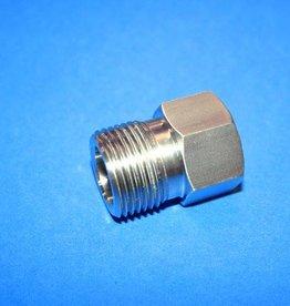 KMT Style Gland Nut, Abrasive Cutting Head Assembly