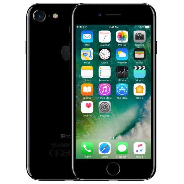 Apple iPhone 7 Jet Black - 16 GB