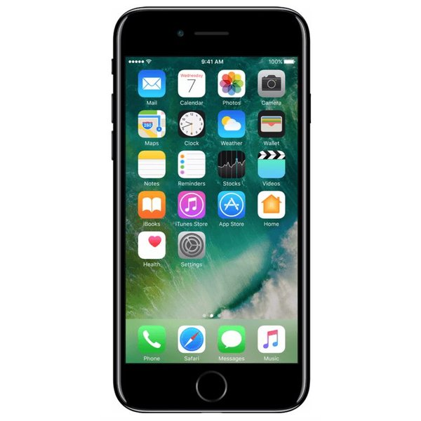 Apple iPhone 7 Jet Black - 64 GB