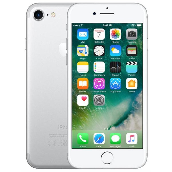 Apple iPhone 7 Silver - 64 GB