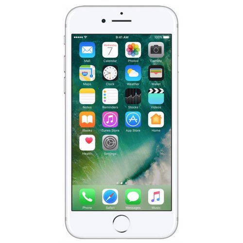 Apple Apple iPhone 7 Silver - 64 GB
