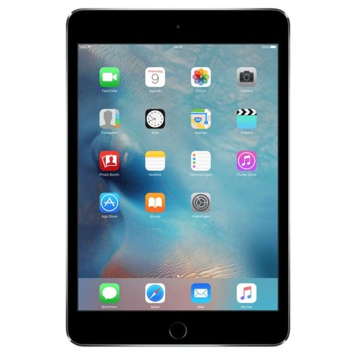 Apple Apple iPad Mini 4 WIFI Space Grey - 128 GB