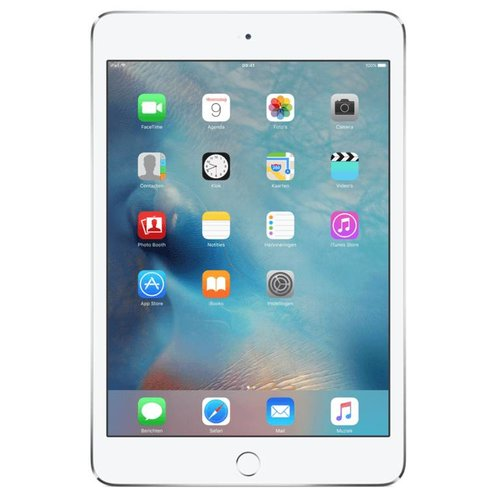 Apple Apple iPad Mini 4 WIFI Silver - 128 GB