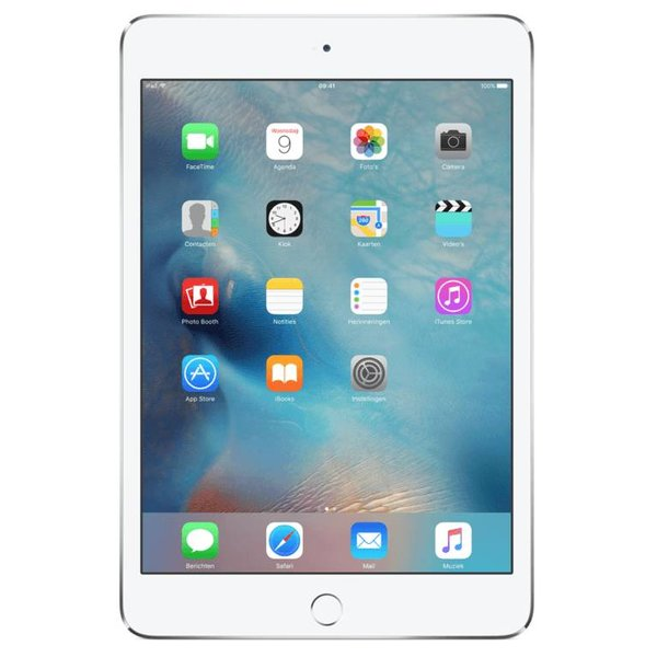 Apple iPad Mini 4 WIFI Silver - 128 GB