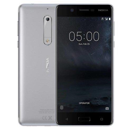 Nokia Nokia 5 Silver - 16 GB