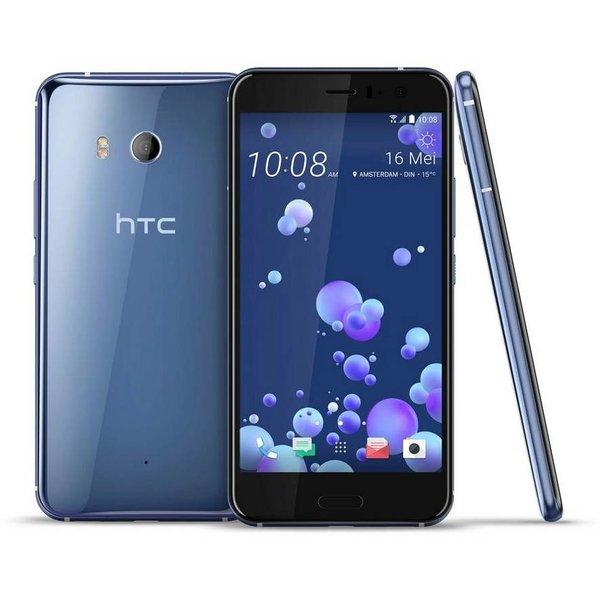 HTC U11 Dual-Sim Silver - 64 GB