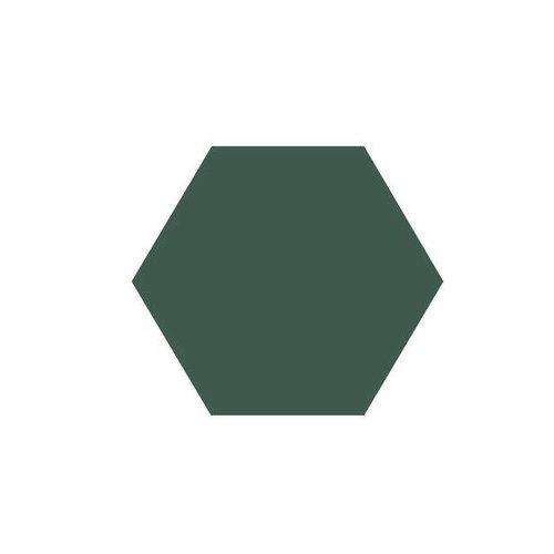 Winckelmans Hexagon Tegel Donkergroen (0.5M²)