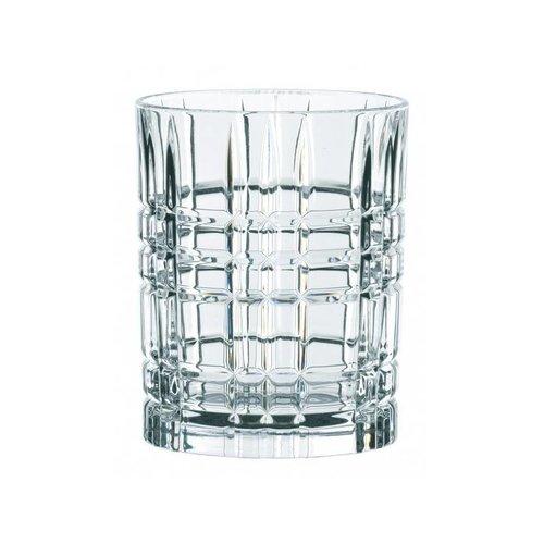Nachtmann Highland Square Tumbler 345 ml (4 stuks)