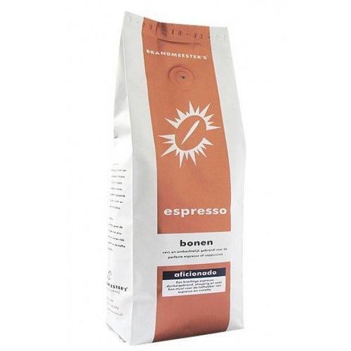 Brandmeester's Aficionado - Koffiebonen 500 gram