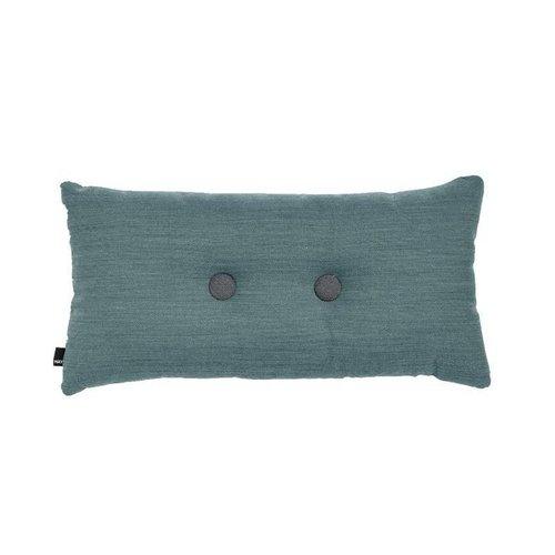 Hay Double Dot Kussen Turquoise