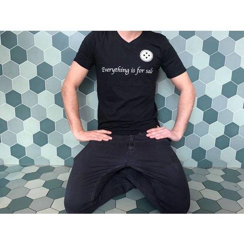 Het Warenhuis 'Everything Is For Sale' Shirt (Man & Vrouw)