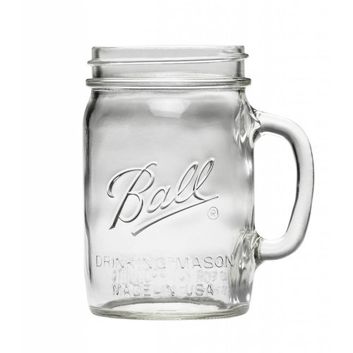 MasonJars Ball Jar Oor 475 ml - (2 stuks)