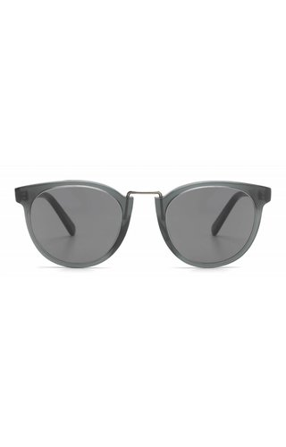 Arnette Turner Gunmetal Transparent