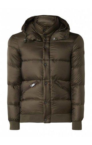 Armani Down jacket with detachable hood