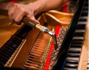 Piano en Vleugel stemmen