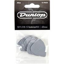 Dunlop 12-pack standaard plectrums .60mm