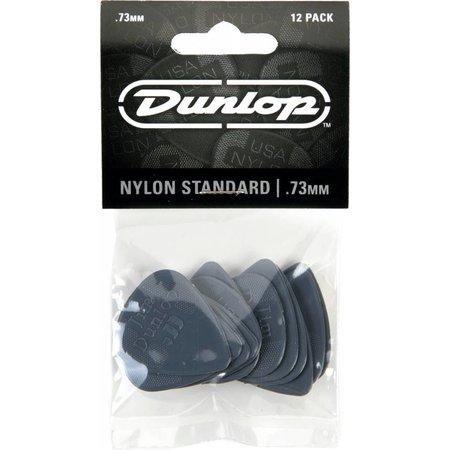 Dunlop Dunlop 12-pack standaard plectrums .73mm