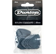 Dunlop Dunlop 12-pack standaard plectrums .88mm