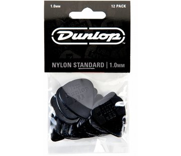 Dunlop Dunlop 12-pack standaard plectrums 1.0mm