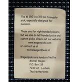 Wegen Picks WEGEN PICKS 3.5mm M350 WIT