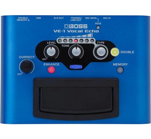 Boss Boss VE-1 Vocal Echo