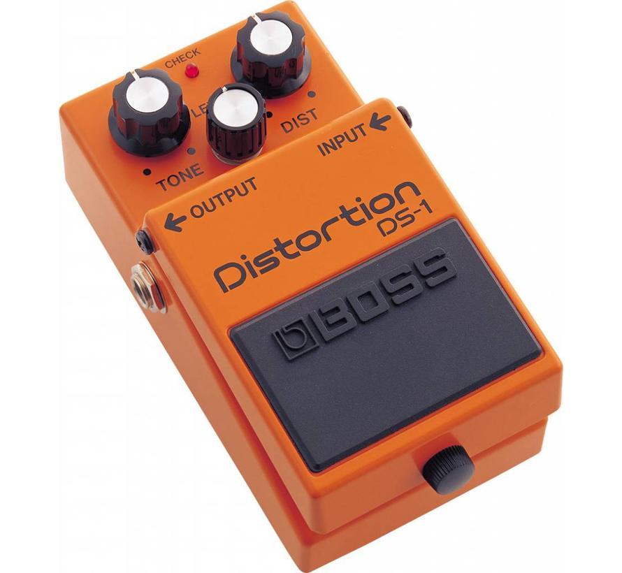 Boss DS-1 Distortion gitaar effectpedaal