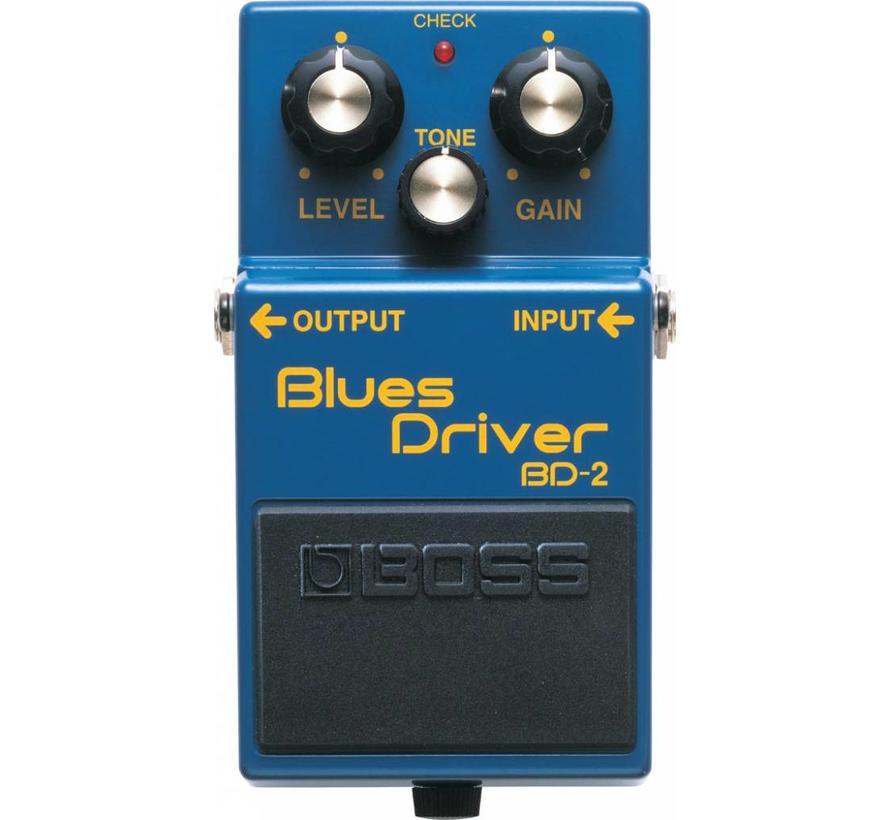 Boss BD-2 Blues Driver gitaar effectpedaal