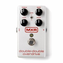 MXR Double-Double Overdrive Effectpedaal