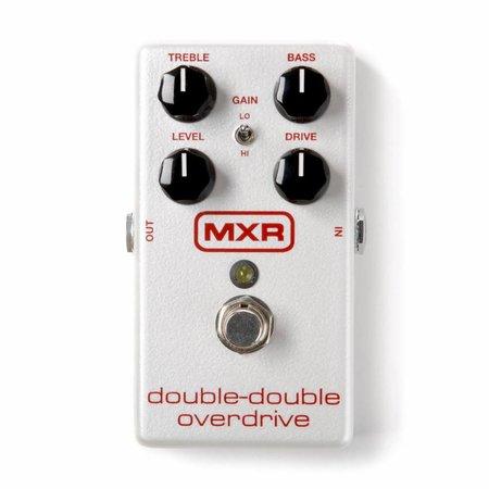 MXR MXR Double-Double Overdrive Effectpedaal