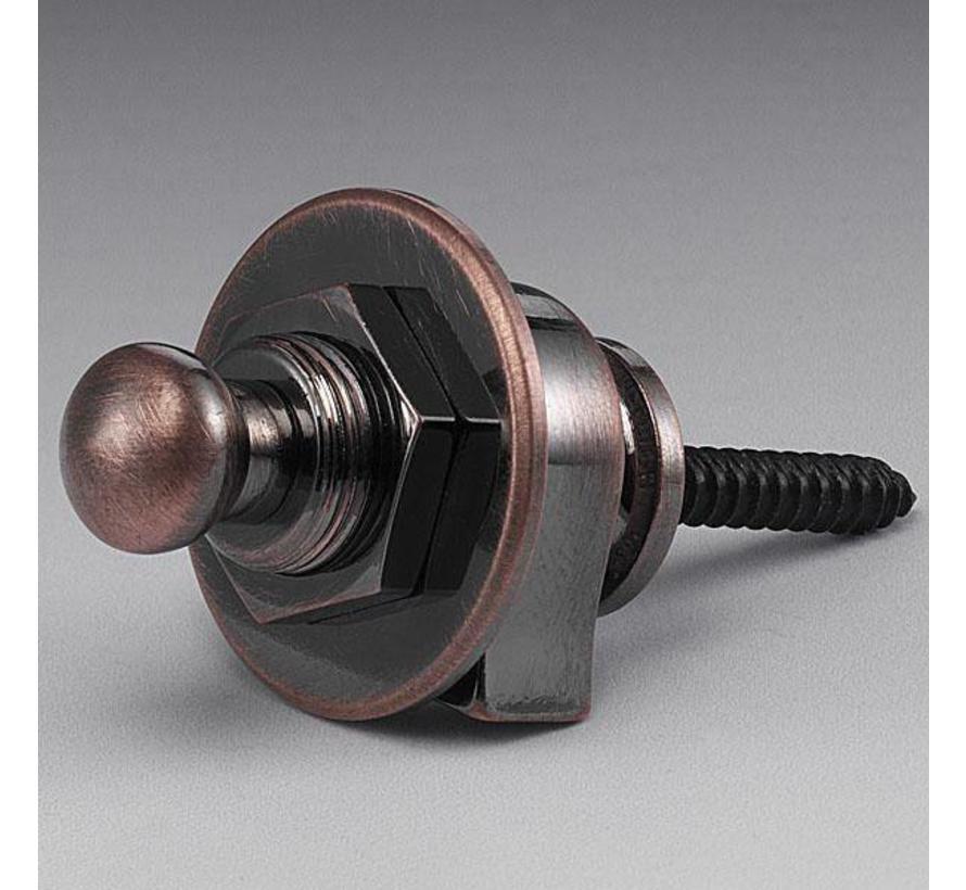 Schaller Security Locks set Vintage Copper