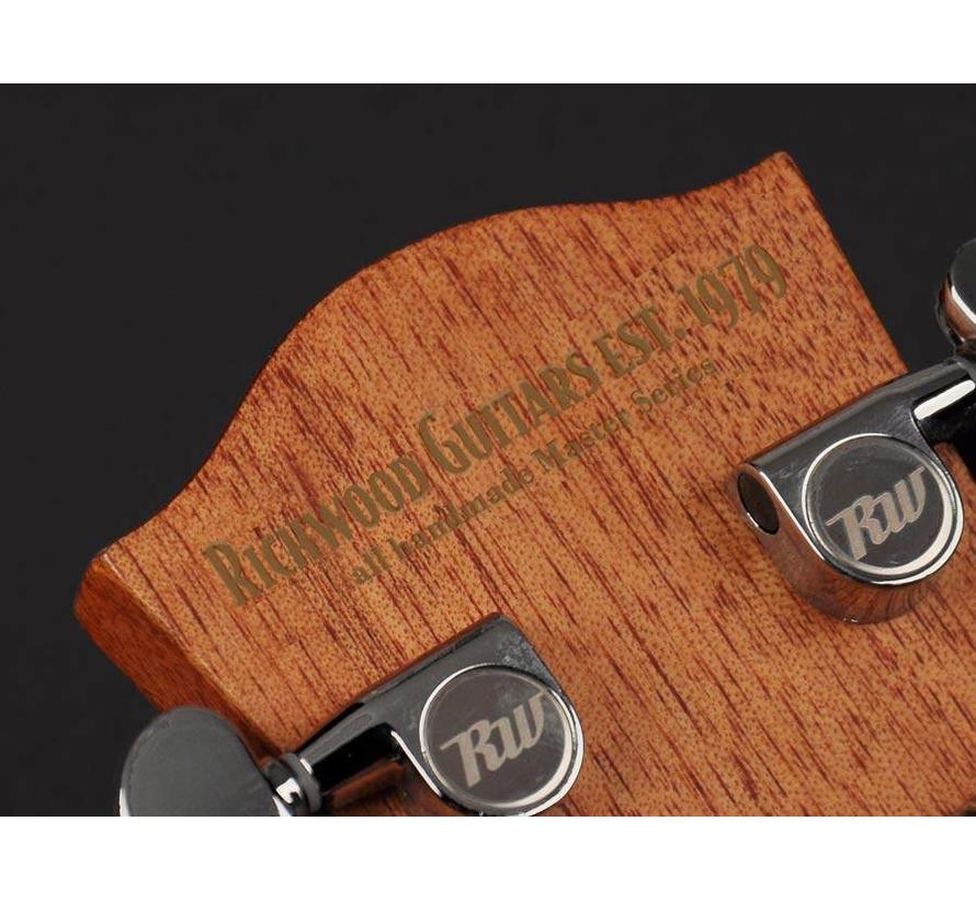 Richwood A-50 Master Series Grand Auditorium gitaar