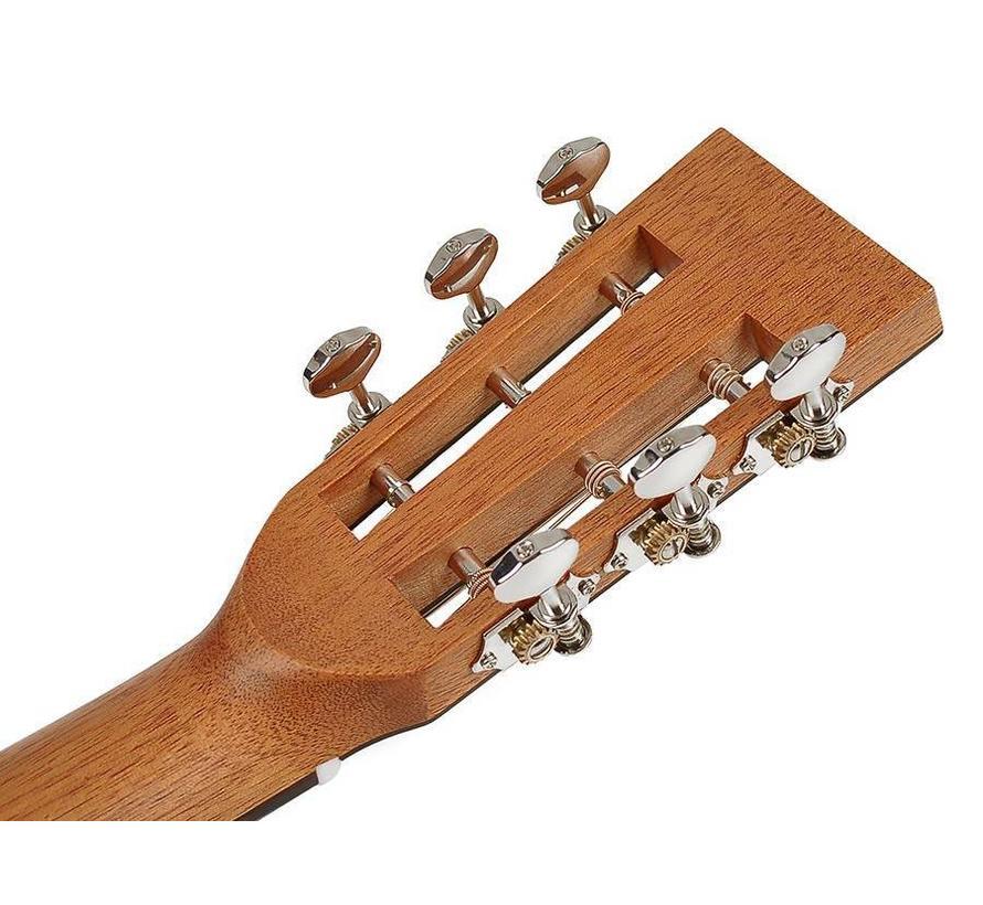 Richwood P-50 Parlor model gitaar