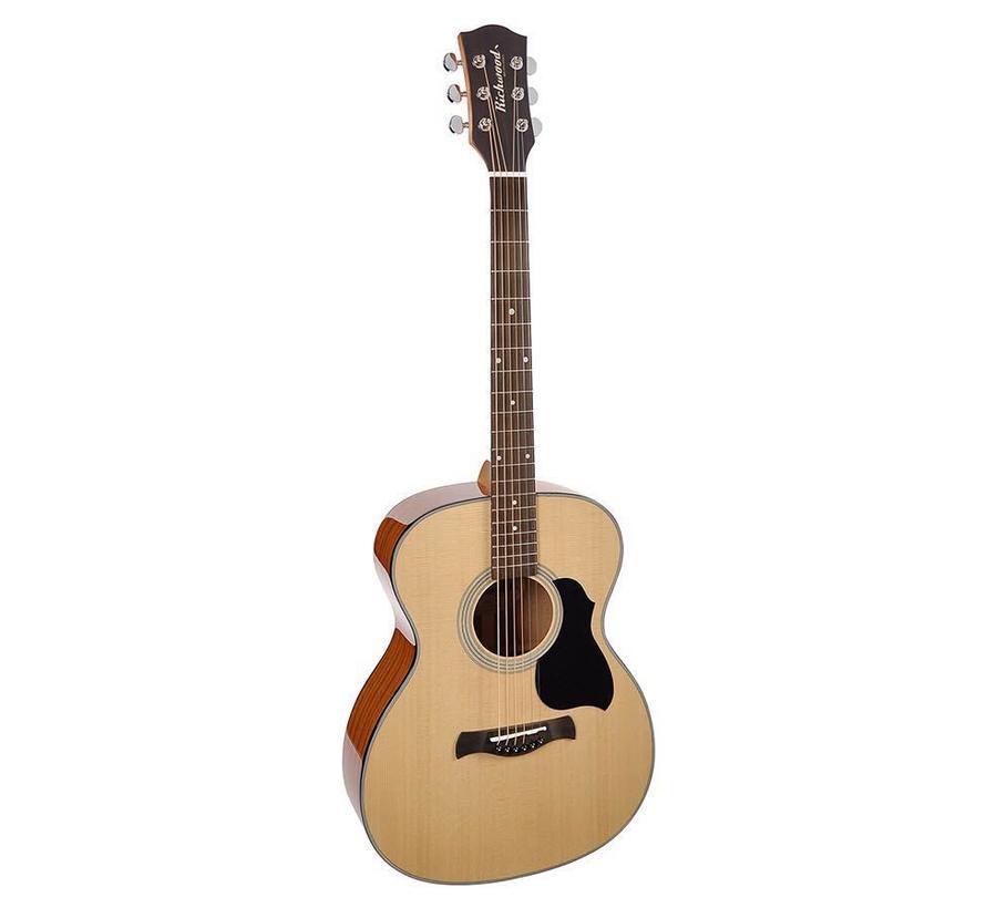 Richwood A-40 Auditorium model gitaar