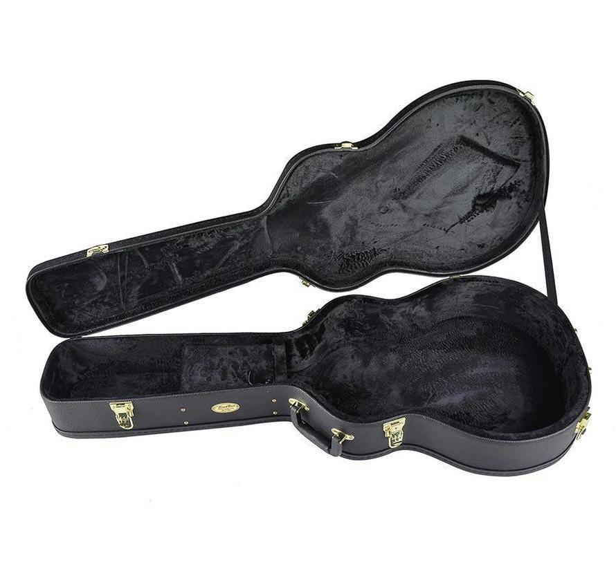 Boston gitaarkoffer voor akoestische gitaar   Grand Auditorium model   CAC-100-GA