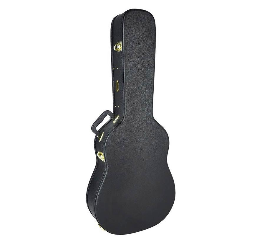 Boston gitaarkoffer voor elektro akoestische gitaar | 335-model | CEG-100-SA