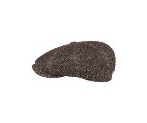 Stetson Stetson Hatteras Virgin Wool Silk Flatcap Dark Brown - Vault13  Online Store fae07ba0e0a3