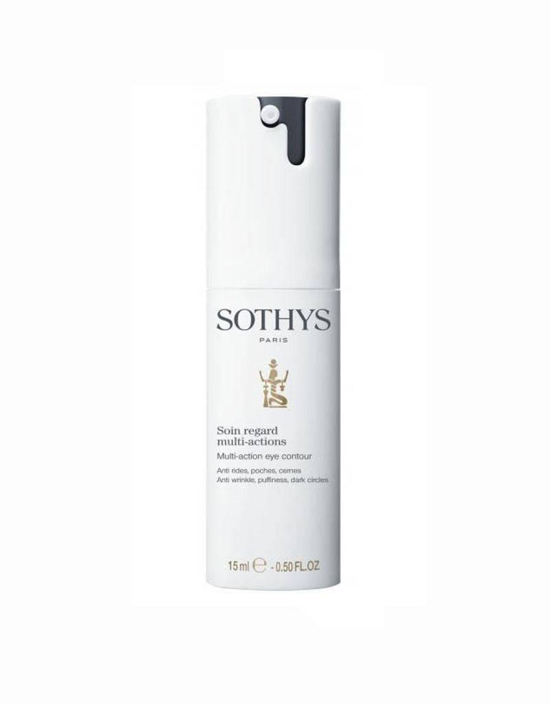 Sothys Oogcrème van Sothys die de oogoplsag jeugdig houdt