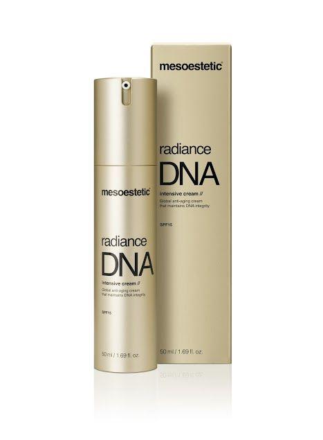 Mesoestetic Mesoestetic radiance DNA nachtcrème om het celmetabolisme aan te passen