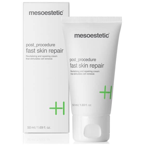 Mesoestetic  crème voor snel herstel van de huid