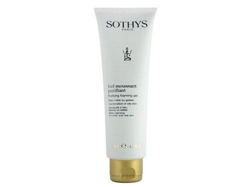 Sothys zuiverende gel voor vette huid