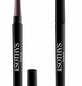 Duopotlood oogschaduw/ eyeliner prune
