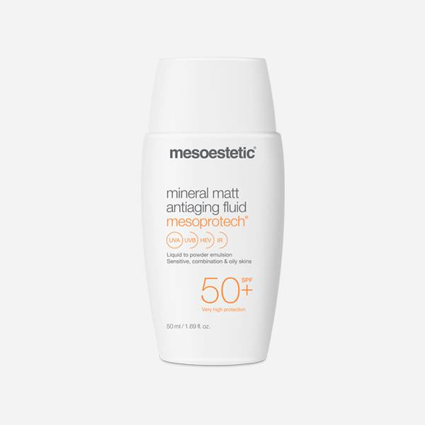 Mesoestetic Mineral matt antiaging fluid